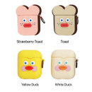Color - ROMANE Brunch brother AirPods case silicone cover