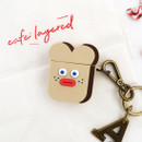 Toast - ROMANE Brunch brother AirPods case silicone cover