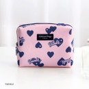 Twinkle - ICONIC Comely pattern makeup cosmetic pouch bag