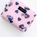 Example of use - ICONIC Comely pattern makeup cosmetic pouch bag