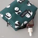 Panda - ICONIC Comely pattern makeup cosmetic pouch bag
