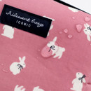 Water resistant - ICONIC Comely pattern makeup cosmetic pouch bag