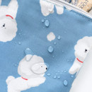 Water resistant - ICONIC Comely water resistant medium flat pouch bag