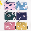 ICONIC Comely water resistant xs size flat pouch bag