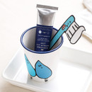Example of use - Livework Big point travel luggage sticker set