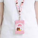 Example of use - Monopoly Line friends sweet breeze card case holder