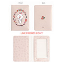 Cony - Monopoly Flower line friends card case holder