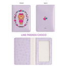Choco - Monopoly Flower line friends card case holder