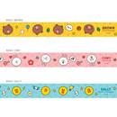 Option - Monopoly Line friends basic neck strap