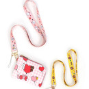 Example of use - Monopoly Line friends basic neck strap
