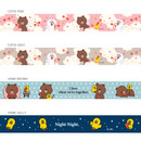 Option - Monopoly Cute line friend cupid and home neck strap