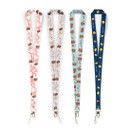 Monopoly Cute line friend cupid and home neck strap