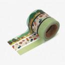 Dailylike Little forest paper masking tape set of 3