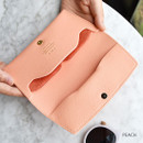 Peach - Play Obje Feel so good eyewear clutch pouch bag