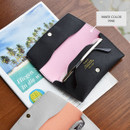 Different inside color - Play Obje Feel so good eyewear clutch pouch bag