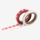 Dailylike Bichon Frise slim masking tape set