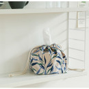 Example of use - Dailylike Nicholii soft oxford cotton bucket drawstring pouch