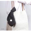 Bichon - Wanna This Tailorbird cute embroidered hankie handkerchief ver4