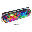 Rainbow - 2young Shiny spangle zipper pencil case pouch
