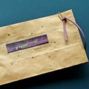 Example of use - Dailylike Aurora single roll paper masking tape