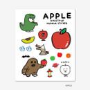 Apple - Gunmangzeung Ghost pop murmur sticker set
