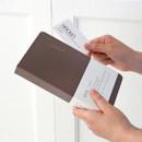 Indigo Daily slip in 84 pockets name card album