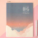 Flying - Ardium 2020 Big dated monthly planner scheduler