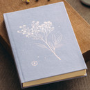 Livework Korean poetry small hardcover blank notebook
