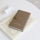 Cocoa - GMZ 2020 The daily log button dated weekly diary planner