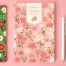 Pink flower - Ardium 2020 Flowery dated monthly journal planner