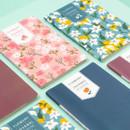 Ardium 2020 Flowery dated monthly journal planner