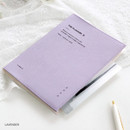 Lavender - ICONIC 2020 Simple medium dated weekly planner scheduler
