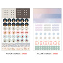 Comes with two sticker sheets - ICONIC 2020 Journal Journey dated weekly planner scheduler