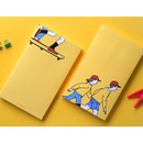 Yellow - Jam Studio 2020 Happy together dated weekly diary planner