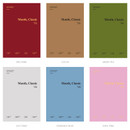 Colors of Wanna This 2020 Month classic small dated monthly planner