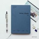 Matt blue - Wanna This 2020 Write classic dated weekly planner scheduler