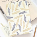 Feather - PAPERIAN 2020 Florence hardcover daily agenda planner