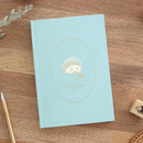 PAPERIAN From the forest dateless weekly diary planner