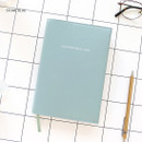 Stone blue - PAPERIAN 2020 I am doing what i love dated weekly planner