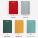Color - PAPERIAN 2020 Essay A6 hardcover dated weekly agenda planner