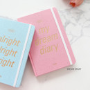 Dream diary- PAPERIAN 2020 Essay special B6 hardcover dated weekly agenda