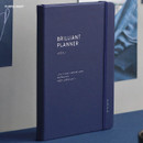 Purple navy - ICONIC 2020 Brilliant dated weekly planner scheduler