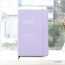 Lavender - ICONIC 2020 Brilliant dated daily planner scheduler