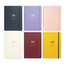 O-CHECK 2020 Mon journal A5 dated weekly agenda planner