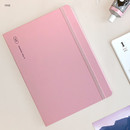 Pink - Gyou 2020 a tous moments dated weekly diary planner