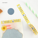 Check bear - Brunch Brother 15mm X 10m deco masking tape ver2