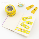 Picnic Sunday - DONATDONAT 15mm X 10m deco masking tape