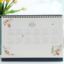 2021 calendar - 2020 Little prince dated monthly desk scheduler planner