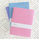 3AL 2020 Today journey dated daily diary planner