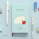 Apple bear - 2020 Life is a journal breeze dated weekly diary